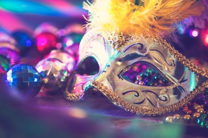 carnaval -mascara