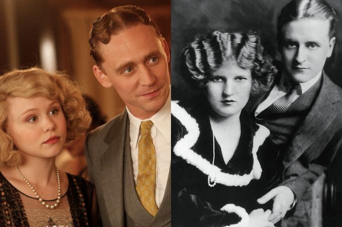 Zelda e Scott Fitzgerald