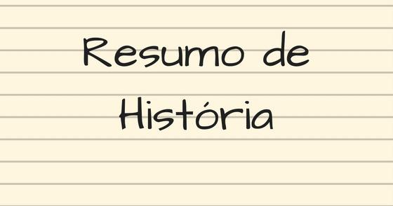 Resumo-de-Historia