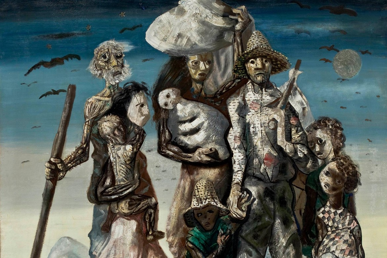 Retirantes, de Candido Portinari (1944)