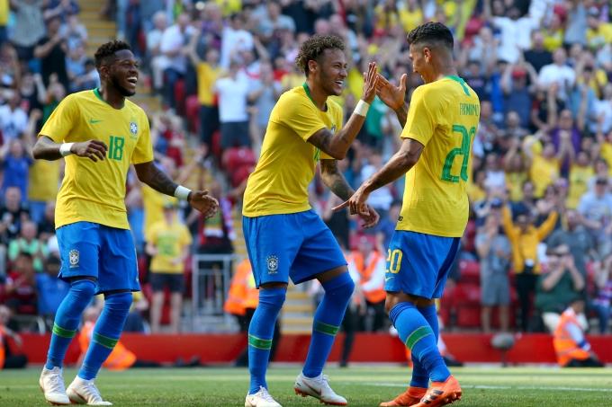 Neymar- brasil-seleção
