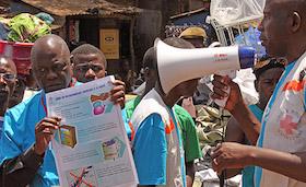 Guinea West Africa Ebola   AGUI103