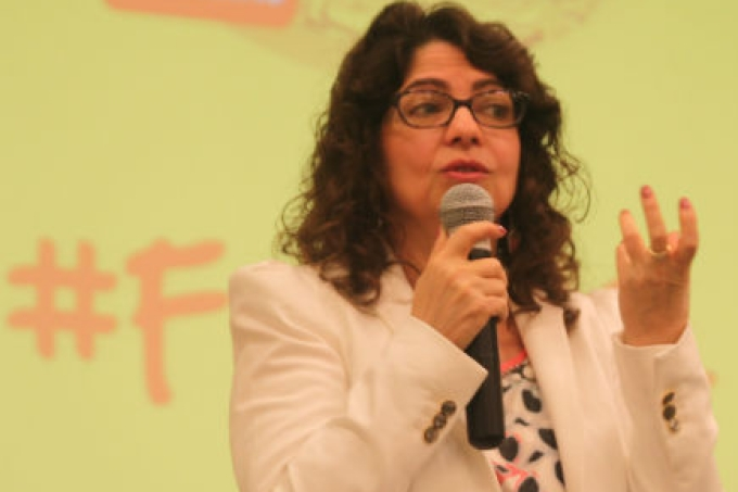 Professora Silvana Ferraz Ayrosa