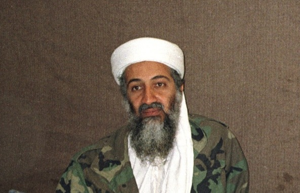 Osama bin Laden é o fundador da Al-Qaeda, que deu origem ao Estado Islâmico