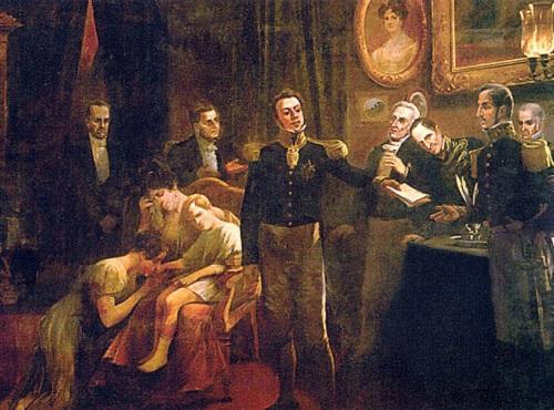 Na época, seu filho, Dom Pedro II, tinha 5 anos. O tutor dele foi um dos patronos da nação, José Bonifácio. Depois da saída de Pedro I, o Brasil mergulhou numa década de revoluções e turbulências. (Foto: Wikimedia Commons)