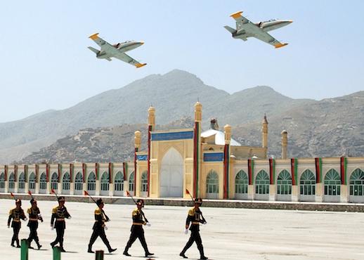 Em 1979, a Rússia invadiu o Afeganistão para apoiar o regime comunista que tinha acabado de ser instalado no país. O motivo eram as guerrilhas islâmicas, que ameaçavam a continuidade do regime.  (Foto: Creative Commons)