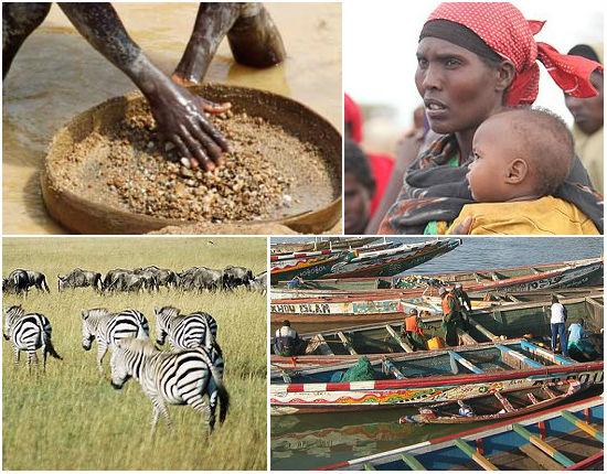 Com mais de 50 países, a África é também um caldeirão de diferenças em aspectos físicos, econômicos e humanos. Veja 10 fatos sobre o continente.