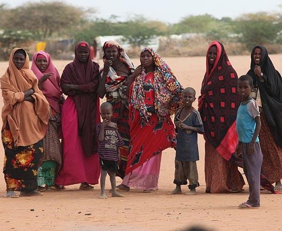 ÁFRICA - Estude os detalhes sobre o berço da humanidade.