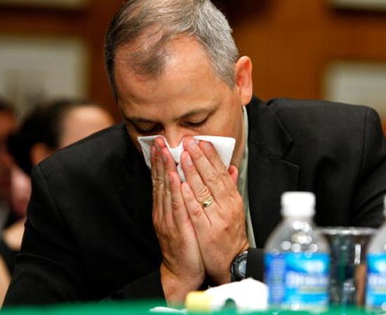 7º lugar - Asma ou bronquite.