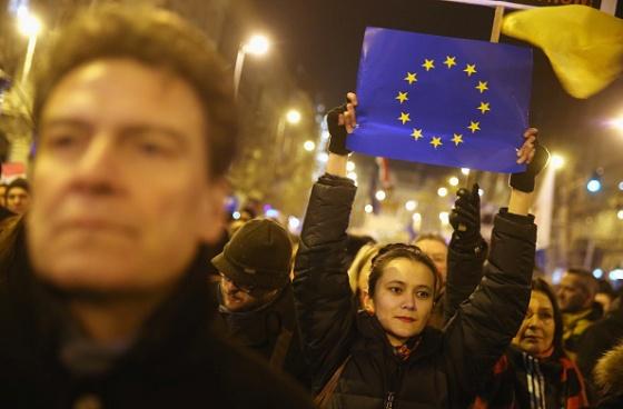 O programa Erasmus Mundus é mantido pela União Europeia. Oferece bolsas para pós-graduação stricto sensu (mestrado e doutorado) em países europeus. (Imagem: Getty Images)