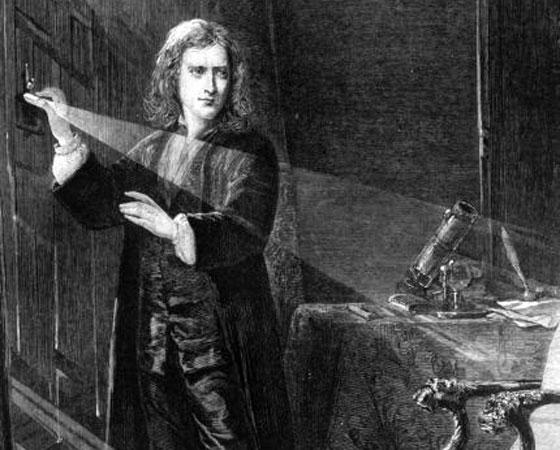 O descobridor da gravidade Isaac Newton (foto) era muito competitivo. Seu principal inimigo era o alemão Gottfried Leibniz, que elaborou um método alternativo para o cálculo - uma de suas maiores obras. Os dois publicaram seus trabalhos (independentes, é claro) na década de 1670, mas Newton concluiu que havia pensado nisso primeiro.