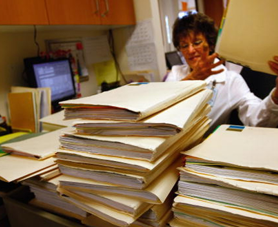 Os psicopatas também gostam da carreira de burocrata (profissional de escritório).
