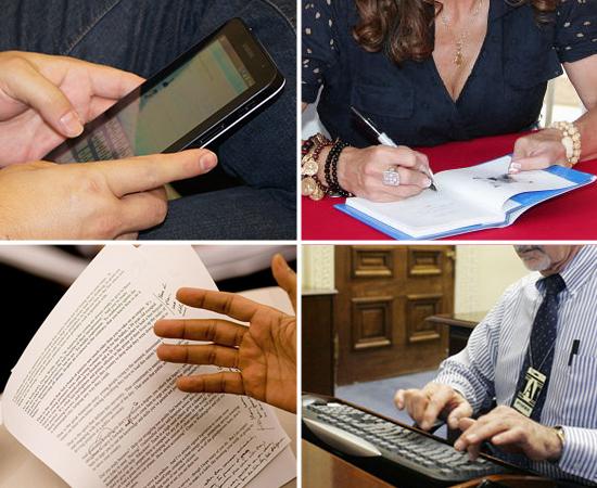 Você gosta de escrever? Conheça mais sobre as profissões a seguir e veja se alguma delas se encaixa no seu perfil.