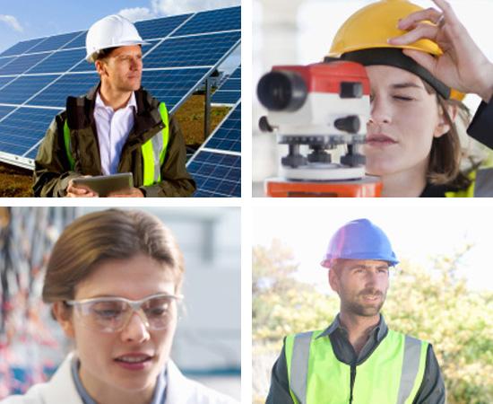 Veja qual das seguintes profissões combina mais com você.
