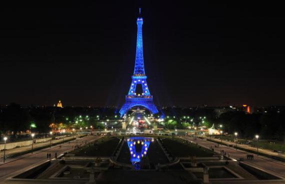 A cidade luz ocupa o topo da lista, com 17 universidades classificadas como as melhores do mundo. A capital da França também foi eleita a 16ª melhor cidade para se viver, de acordo com ranking feito pela The Economist. (Imagem: Getty Images)
