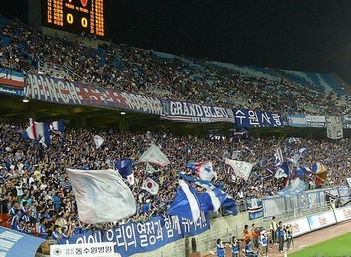 Em 2002, a Copa do Mundo chegou à Ásia. E divida entre dois países: Coreia do Sul e Japão, que têm respectivamente o 15º e o 3º maior PIB do planeta. (Foto: Wikimedia Commons)
