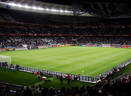A final da competição foi entre Holanda e Espanha. Os espanhóis levantaram a taça pela primeira vez, para a alegria dos 47 milhões de habitantes do país. A Espanha tem o 13º maior PIB do mundo. (Foto: Wikimedia Commons)