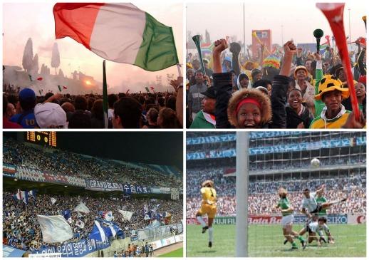 A cada quatro anos a Copa do Mundo movimenta torcedores eufóricos ao redor do globo. Por trás do esporte, estão aspectos políticos e culturais. Veja detalhes interessantes sobre os oito últimos campeões e também dos países que sediaram o evento.