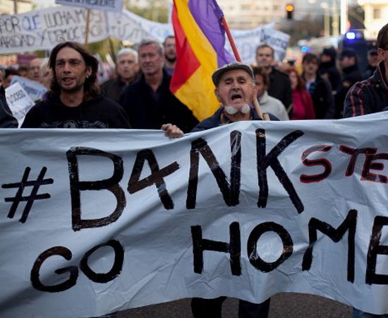 Crise Econômica Mundial - Clique em Leia Mais e faça um simulado sobre o tema.