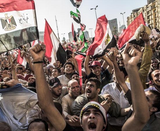 Eleições no Egito - Clique em Leia Mais e descubra como o tema pode ser abordado.
