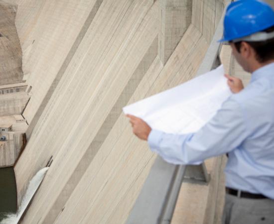 Engenharia Hídrica - É o setor da engenharia que cuida da exploração, do uso e da gestão dos recursos hídricos.