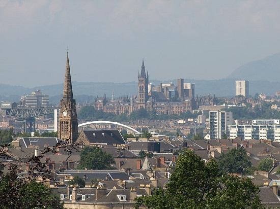 No caso da Escócia, o não venceu com 55% dos votos. O medo de problemas econômicos pode ter ajudado a superar o espírito nacionalista. (Foto: Wikimedia Commons)