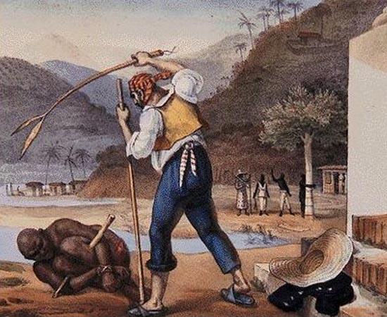 ESCRAVIDÃO - Estude sobre o trabalho forçado, o tráfico negreiro, os quilombos, o abolicionismo e a Lei Áurea.