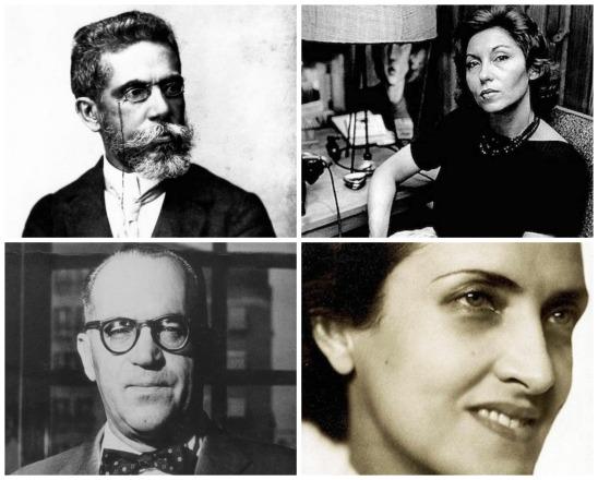Saiba quais são os escritores mais consagrados da nossa literatura e quais suas obras mais importantes. Quantas delas você já leu?