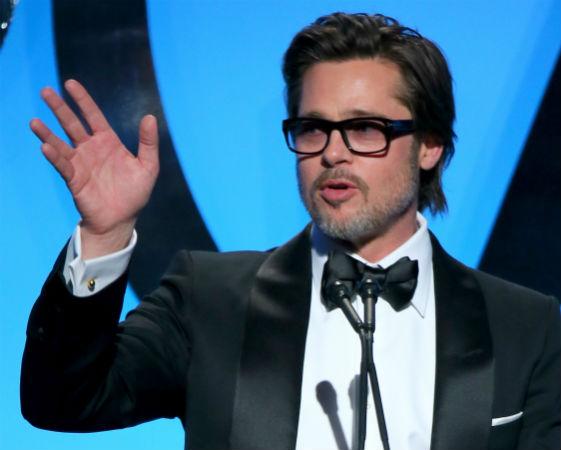 Brad Pitt estudou jornalismo na Universidade de Missouri, mas também largou o curso (faltando bem pouquinho para terminar) e se mudou para a Califórnia a fim de se dedicar à carreira artística