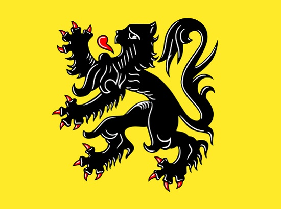 Flandres faz parte da Bélgica, mas problemas econômicos e diferenças de idioma (holandês e francês são muito falados na região) estimulam o separatismo. (Foto: Wikimedia Commons)