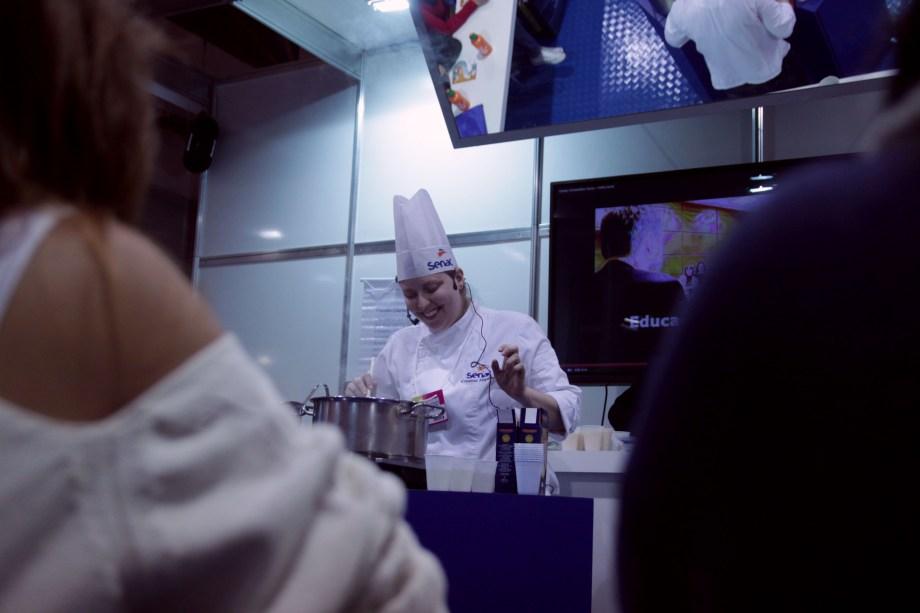 A Feira Guia do Estudante aconteceu entre os dias 29 e 31 de agosto no Expo Center Norte, em São Paulo. Foram três dias de palestras, mesas-redondas e bate-papos com profissionais, professores e personalidades. Além disso, dezenas de estandes de universidades ofereceram informações sobre seus cursos e atividades especiais.