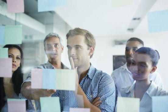 Design thinking para inovação