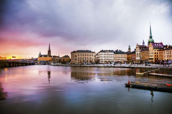 <strong>Suécia.</strong>Mais um país em que grande parte da população é capaz de se comunicar em inglês. Mais de 900 programas em inglês são oferecidos pelas universidades suecas. (Imagem: iStock)