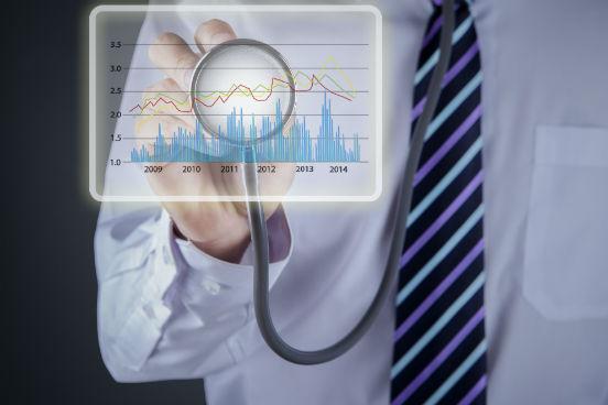 Gerentes na área de medicina e saúde