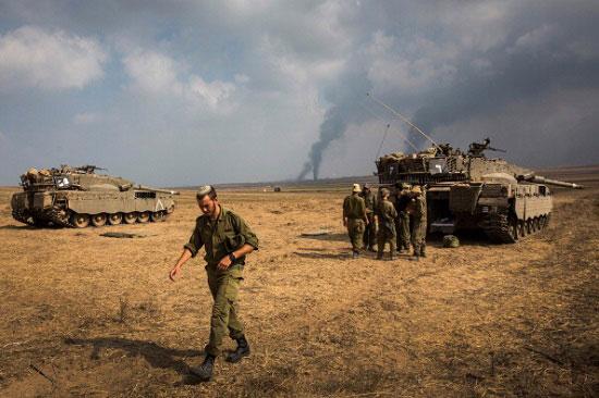 1948. Foi nesse ano que Gaza recebeu a primeira leva de refugiados palestinos, depois da criação do estado de Israel pela ONU. Israel logo entrou em confronto com os estados árabes, que não concordaram com a decisão da ONU. (Foto: Getty Images)