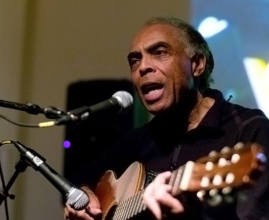 Gilberto Gil estudou Administração de Empresas na Universidade Federal da Bahia.