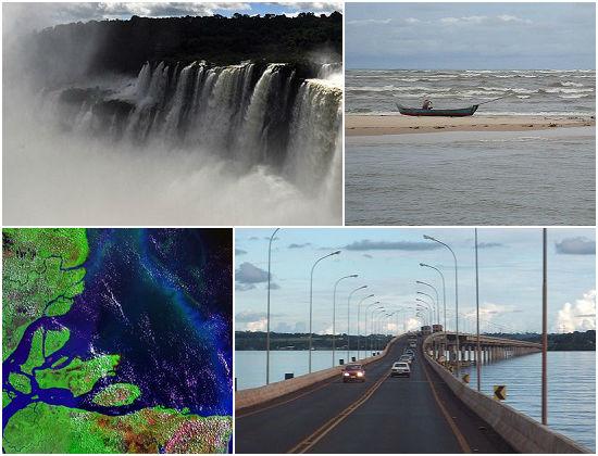 Há quem diga que o Brasil é a caixa d'água do mundo. Com diversos rios e grande potencial hidráulico, nosso país é privilegiado nessa área. Veja 10 características da hidrografia brasileira.