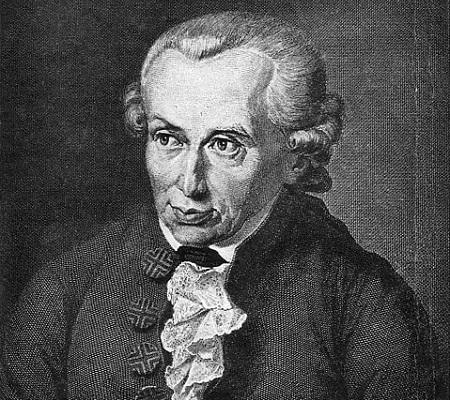 As reflexões de Immanuel Kant surgiram no momento em que a filosofia estava dividida entre o empirismo de Locke e o pensamento racional. Ele fez uma síntese das duas correntes. (Foto: Wikimedia Commons)
