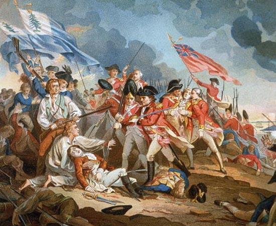 INDEPENDÊNCIA DOS ESTADOS UNIDOS - Estude sobre as Treze Colônias, a Revolta do Chá, a Declaração de Direitos, a Declaração de Independência, o Tratado de Paris e a Constituição dos EUA.