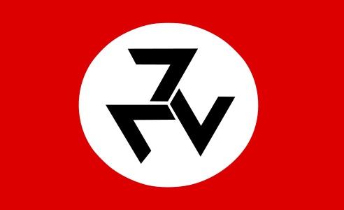 Influenciados pelas ideias do nazismo alemão, um grupo de africânderes fundou , em 1938, o Partido Nacional Africânder, que pregava a supremacia branca e a proteção da cultura africânder. O partido chegou ao poder em 1949, quando o país ainda estava sob domínio britânico. (Foto: Wikimedia Commons)