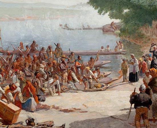 INTERIORIZAÇÃO - Estude sobre a caça ao índio, a busca pelo ouro e a pecuária.