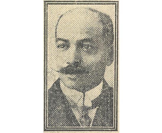 JOHN RICHARD ARCHER - 1913.  O ativista (1863-1932) é o primeiro prefeito negro eleito na Inglaterra. Após seu mandato na cidade de Battersea, marcado por acusações racistas divulgadas pelo partido de oposição, passaria a vida militando contra o preconceito.