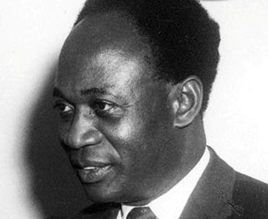 KWAME NKRUMAH - 1960.  O líder político (1909-1972) é um dos maiores responsáveis pela independência de Gana, alcançada em 1957. Depois, torna-se premiê e presidente do país. Em 2000, é eleito pelos ouvintes da rádio BBC o homem africano do milênio.