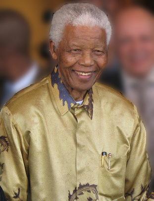 Fim do apartheid. Em 1994, os sul-africanos, liderados por Nelson Mandela, conseguiram por um fim ao violento regime racista em vigor na África do Sul durante boa parte do século 20.