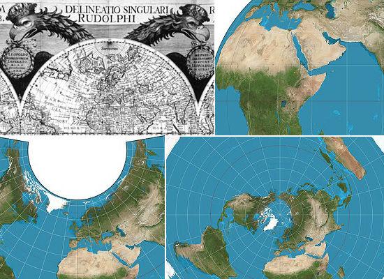 Os mapas acompanham o homem há milênios. Estamos tão acostumados com eles que raramente pensamos nas distorções que representar um globo numa superfície plana pode causar. Veja 10 fatos sobre cartografia e mapas.