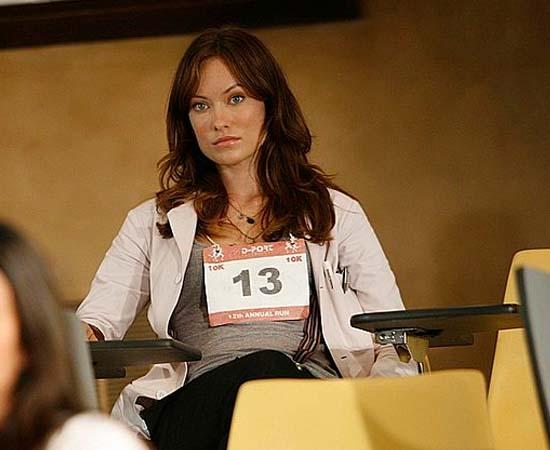 Dra. Thirteen (ou Remy Hadley) da série de 'House'.
