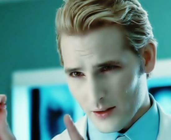 Dr. Carlisle Cullen da saga 'Crepúsculo'.