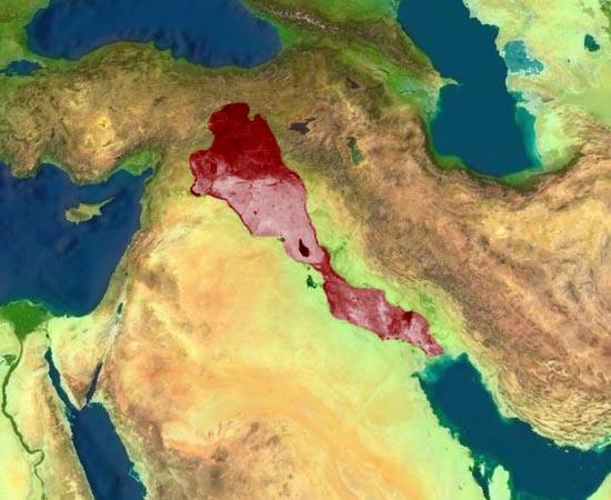 MESOPOTÂMIA - Estude sobre os sumérios e os assírios.