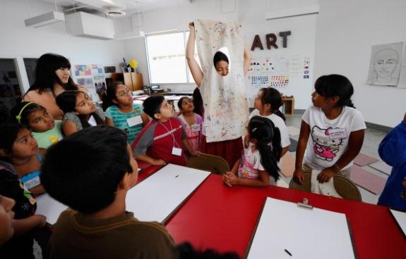 O PROF-ARTES é um programa de mestrado profissional (stricto sensu) em Artes com área de concentração em ensino. Tem como objetivo a formação de professores para a rede pública, níveis fundamentais e médio. (Imagem: Getty Images)
