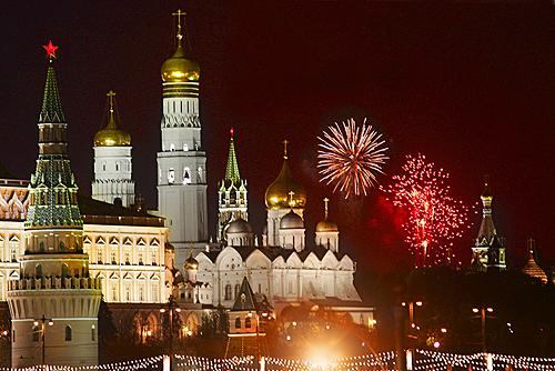 A maior parte da gigantesca Rússia (foto) fica na Ásia. Uma das grandes potências mundiais durante boa parte do século 20, o país perdeu poder com a queda da União das Repúblicas Socialistas Soviéticas. (Foto: Wikimedia Commons)